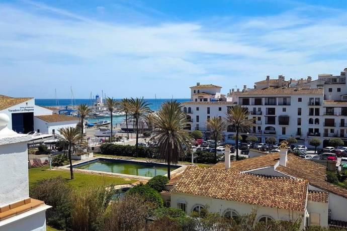 Bild: 4 rum bostadsrätt på 100 m till hav och marina, Spanien La Duquesa, Costa del Sol