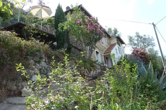 Bild: fritidshus på Collabassa, Italien Collabassa