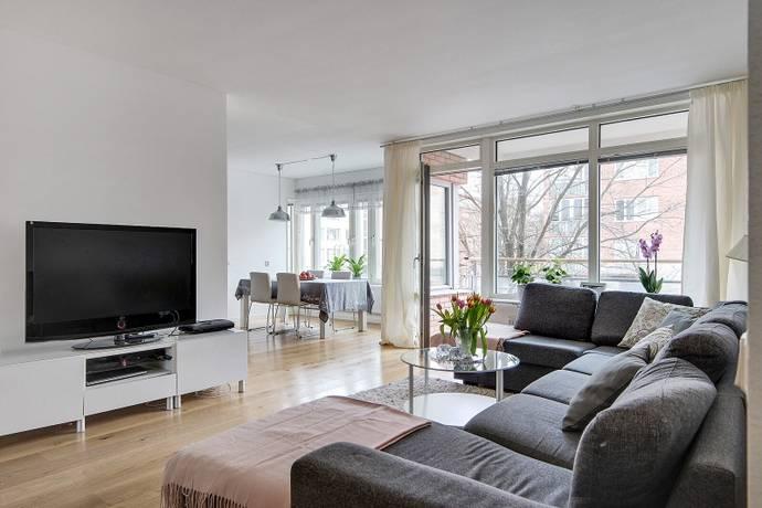 Bild: 5 rum bostadsrätt på Signalistgatan 2, Solna kommun Frösunda