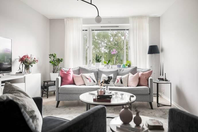 Bild: 3 rum bostadsrätt på Kotkagatan 19, Stockholms kommun Kista