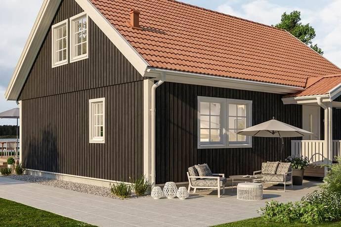 Bild: 5 rum villa på Klockarstigen 7, Gävle kommun Bomhus