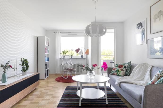 Bild: 3 rum bostadsrätt på Kobergsgatan 5, Göteborgs kommun Strömmensberg