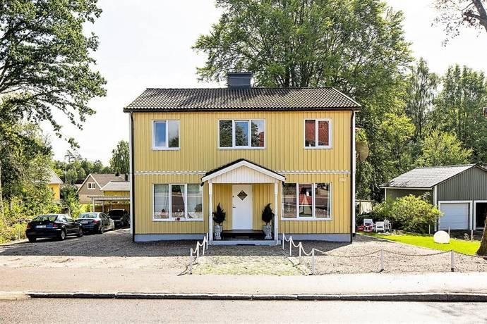 Bild: 7 rum villa på Växjövägen 350, Älmhults kommun Dihult