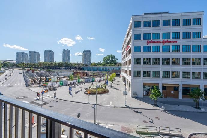 Bild: 2 rum bostadsrätt på Kolonnvägen 56, Solna kommun Ulriksdal