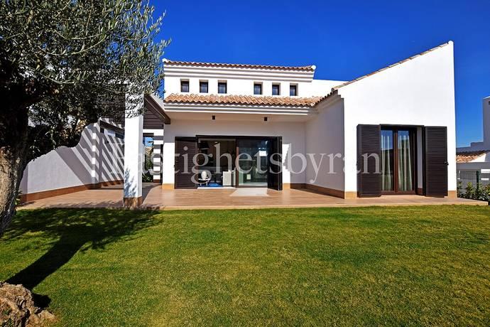 Bild: 4 rum villa på Nybyggda villor!, Spanien Ciudad Quesada   Torrevieja