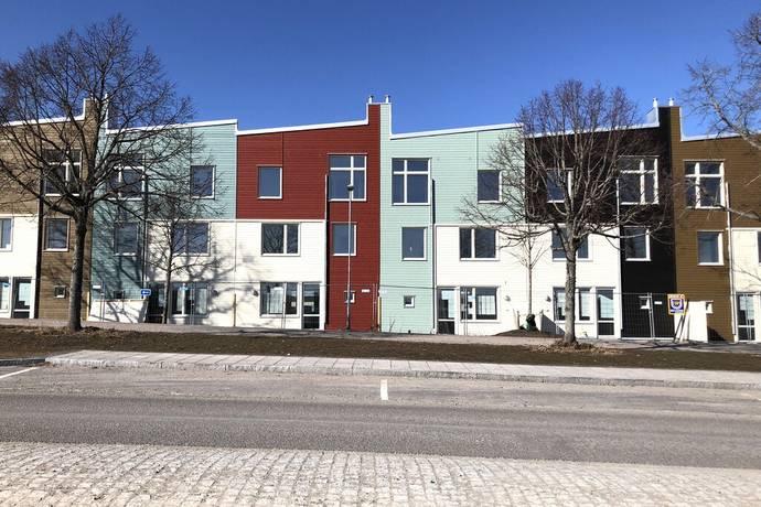 Bild: 6 rum radhus på Colourblocks - hus 5, Upplands Väsby kommun Eds Allé