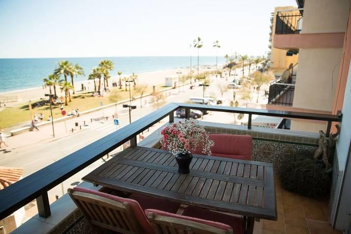 Bild: 4 rum bostadsrätt på Fuengirola, Costa del Sol, Spanien