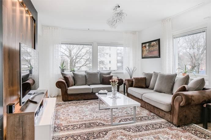 Bild: 3 rum bostadsrätt på Dotorpsgatan 6C, Falköpings kommun Centrum