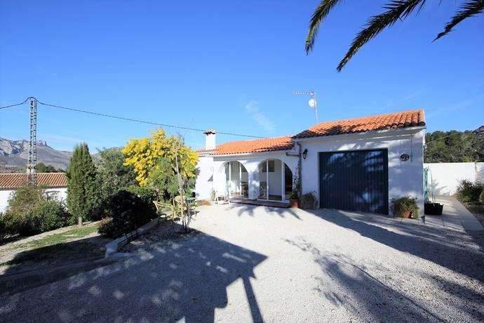 Bild: 3 rum villa på Trevlig enplansvilla i Tarbena, Spanien COSTA BLANCA - TARBENA