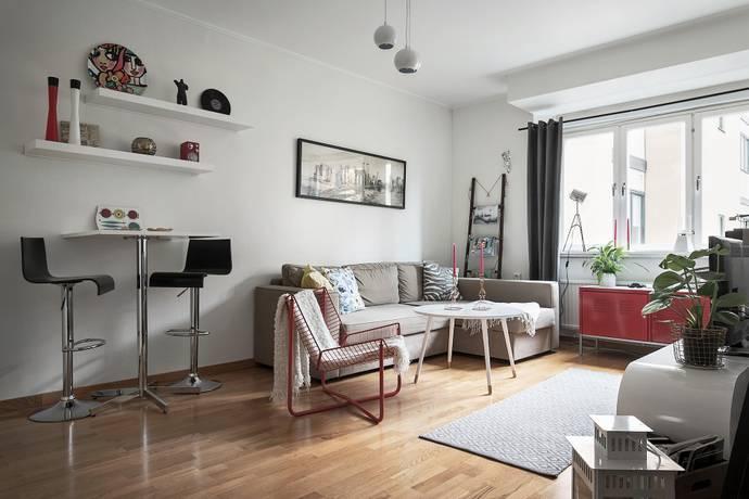 Bild: 1,5 rum bostadsrätt på Kungsklippan 11, 1tr ÖG, Stockholms kommun Kungsholmen