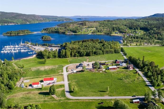 Bild: tomt på Näske 237, 239, 241, 249, Örnsköldsviks kommun NÄSKE