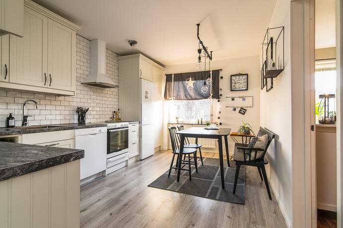 Bild: 2 rum bostadsrätt på Valhallavägen 21C, Sandvikens kommun Centralt