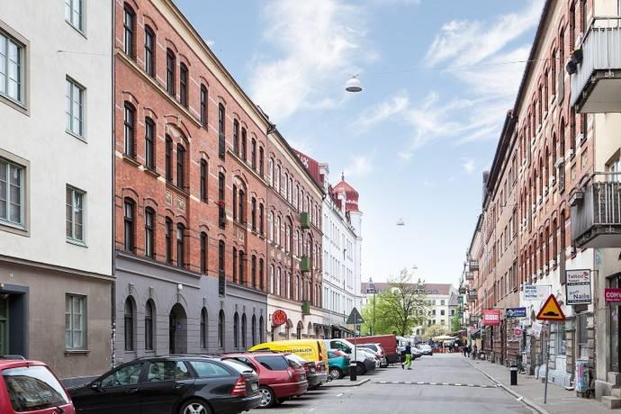 Bild: 2 rum bostadsrätt på Simrishamnsgatan 7A, Malmö kommun Möllevången