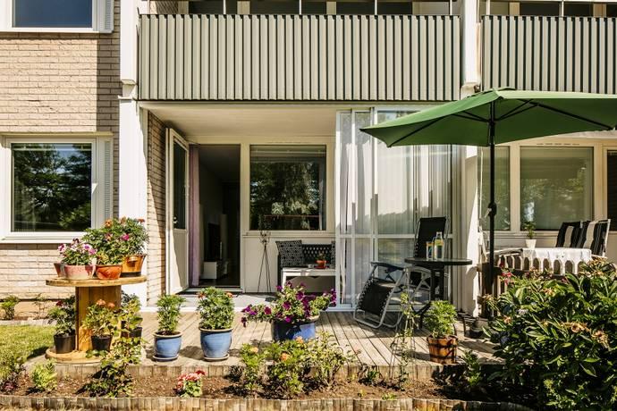Bild: 3 rum bostadsrätt på Lundenvägen 19B, Skövde kommun Lunden