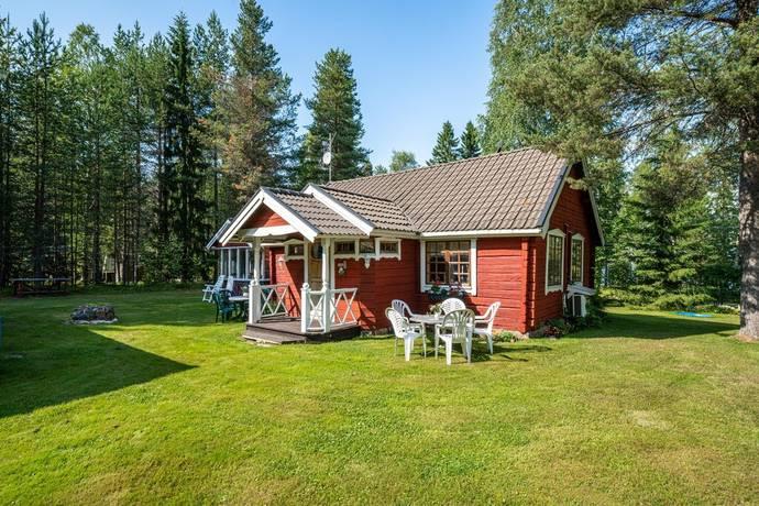 Bild: 3 rum fritidshus på Antonsviken 20, Piteå kommun Borgarudden