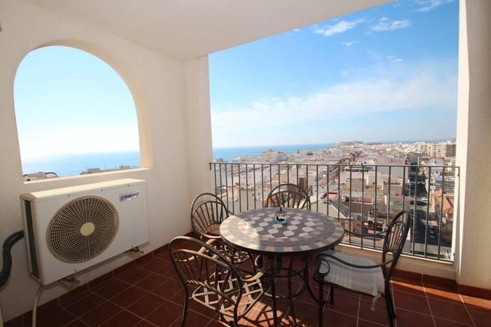 Bild: 3 rum bostadsrätt på Fantastiskt utsikt - Vid stranden, Spanien Lyxig 3.a på 11:e våningen