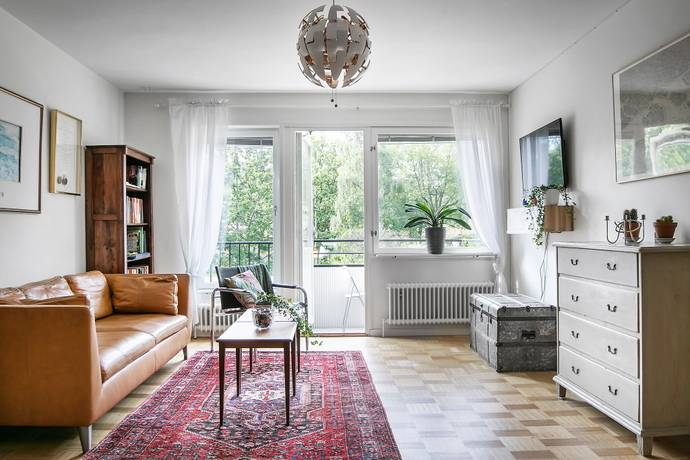 Bild: 3 rum bostadsrätt på Skyttevägen 18B, Nacka kommun Saltsjöbaden - Solsidan