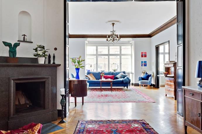 Bild: 6 rum bostadsrätt på Fersens väg 14 A, Malmö kommun Davidshall/Stadsteatern