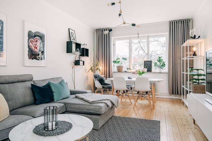 Bild: 2 rum bostadsrätt på Tungatan 2 C, Skövde kommun Norrmalm