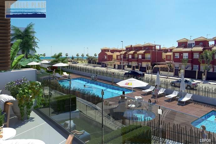 Bild: 3 rum bostadsrätt på Nya strandlägenheter i El Mojón, Spanien Torrevieja Söder - Torre de la Horadada