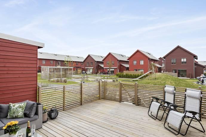 Bild: 5 rum radhus på Diamantvägen 20, Kungsbacka kommun