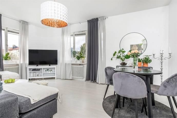Bild: 3 rum bostadsrätt på Mellanvägen 7A, Heby kommun Heby