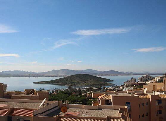 Bild: 3 rum bostadsrätt på Nyproduktion, lägenh vid södra Mar Menor, Spanien Los Belones, Mar Menor