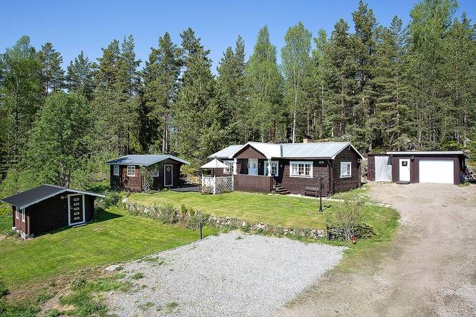 Bild: 3 rum villa på Sjörgrå 2678, Bollnäs kommun