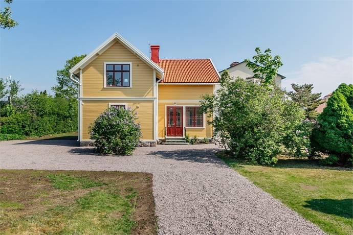 Bild: 4 rum villa på Fredsgatan 10, Hjo kommun