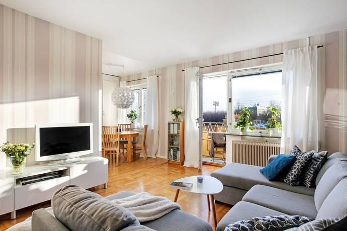 Bild: 2 rum bostadsrätt på Svärdlångsvägen 70, 1tr, Stockholms kommun Årsta