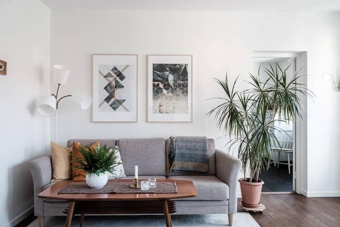 Bild: 3 rum bostadsrätt på Nämndemansgatan 6, Solna kommun Ritorp / Norra Frösunda