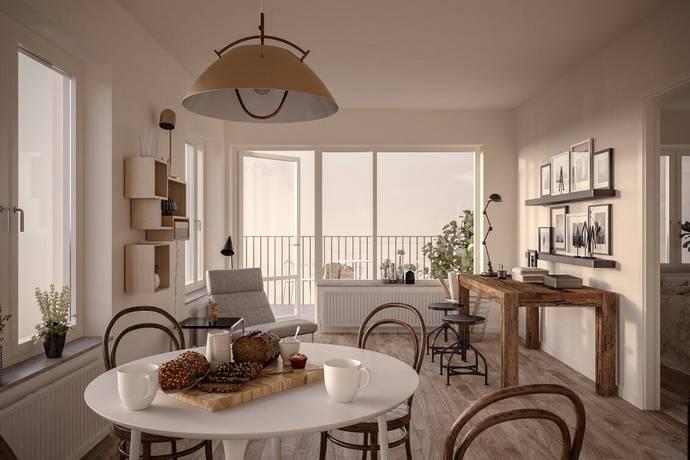 Bild: 2 rum bostadsrätt på Granängsvägen Lgh 232, Tyresö kommun Tyresö Centrum