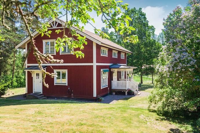 Bild: 4 rum gård/skog på Skaresta Jonsberg, Flens kommun Landet