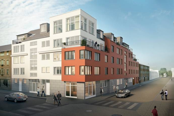 Bild: 3 rum bostadsrätt på Brunnsgatan (3 rok) Lgh 24, Nyköpings kommun Väster