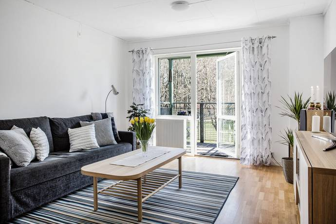 Bild: 2 rum bostadsrätt på Ormvråksvägen 27G, Falkenbergs kommun