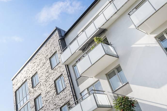 Bild: 3 rum bostadsrätt på Kyrkvägen 16, Upplands Väsby kommun Centrala Väsby