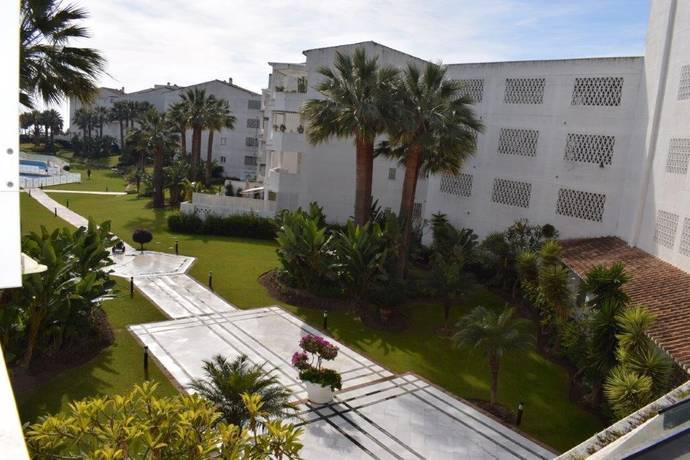 Bild: 2 rum bostadsrätt på Lägenhet med gångavstånd till stranden!, Spanien Marbella - Puerto Banus