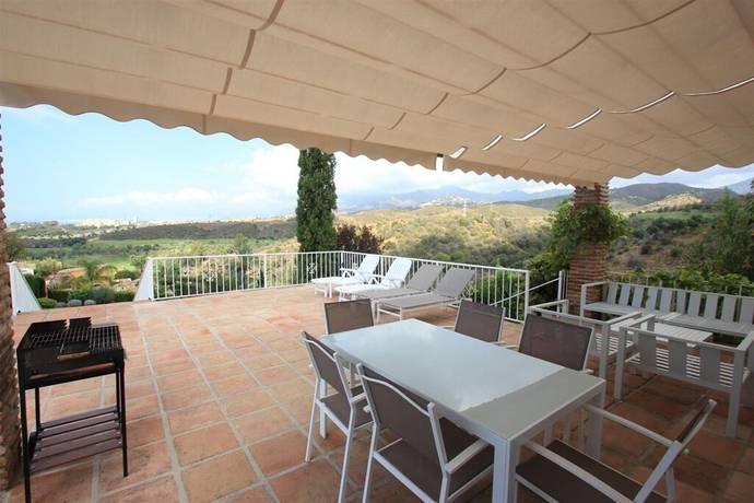 Bild: 4 rum villa på Fin villa i El Rosario!, Spanien Marbella - El Rosario