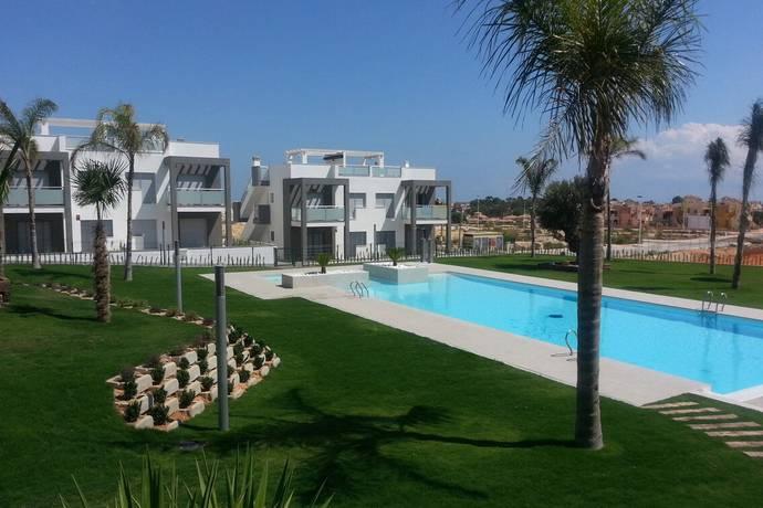 Bild: 3 rum villa på Moderna bungalows i grannområde, Spanien La Ciñuelica - Orihuela Costa