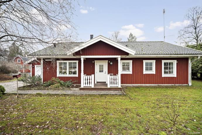 Bild: 3 rum villa på Trollstavägen 2a, Nynäshamns kommun