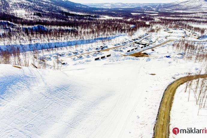 Bild: tomt på Klippkanten lott KK24, Storumans kommun Hemavan/Birke