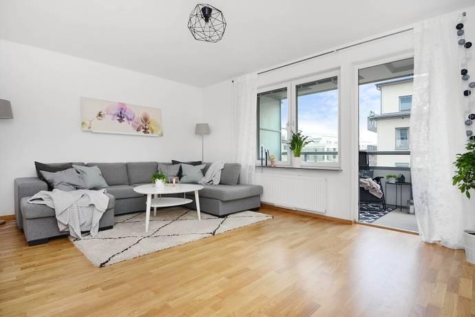 Bild: 3 rum bostadsrätt på Sjöviksbacken 53, Stockholms kommun Liljeholmskajen