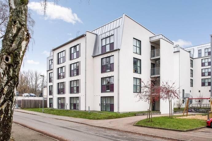 Bild från Planetstaden/Stampelyckan - Brf Finn i Lund
