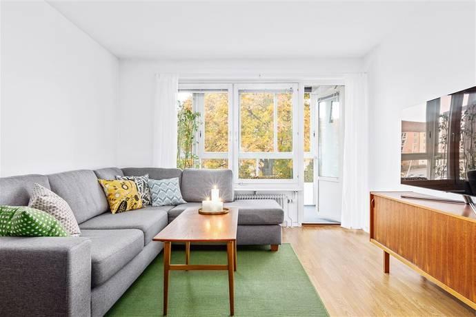 Bild: 3 rum bostadsrätt på Bergsgatan 30 B, Sundsvalls kommun Centralt