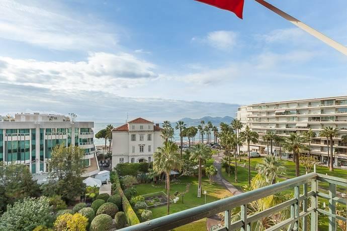Bild: 5 rum bostadsrätt på Croisette, Frankrike Cannes