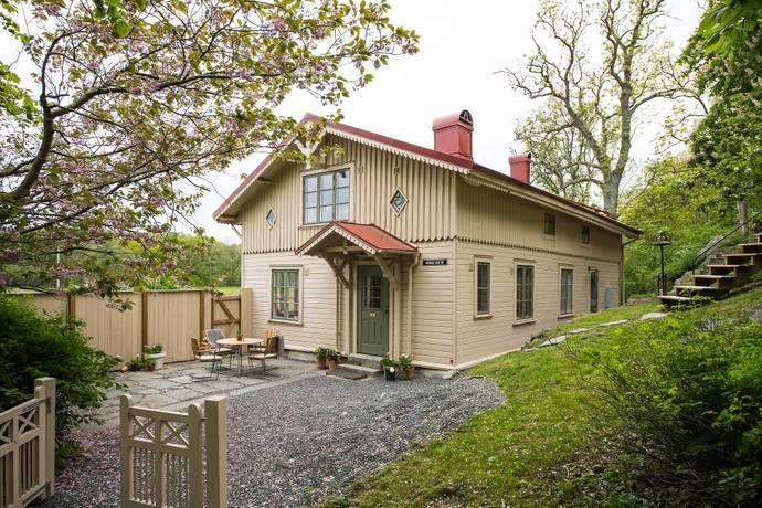 Bild: 6 rum villa på Billdals Allé 30, Göteborgs kommun Billdal