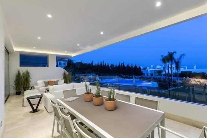 Bild: 5 rum bostadsrätt på Modern duplex lägenhet i toppkvalitet, Spanien Marbella - Sierra Blanca