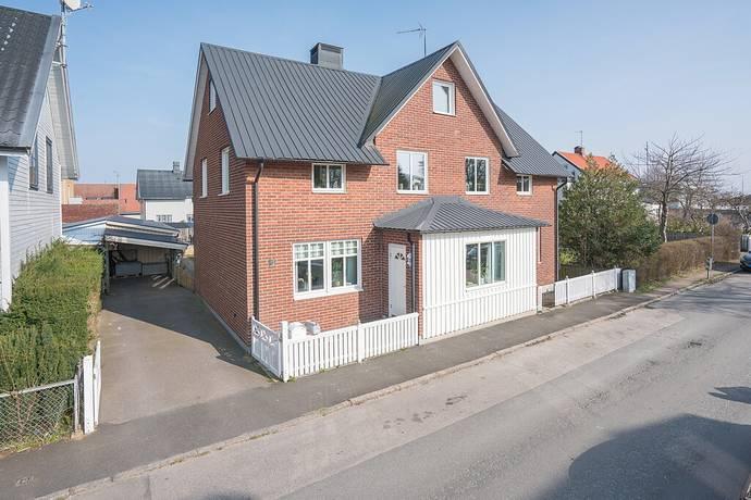 Bild: 11 rum villa på Mickedalavägen 6, Halmstads kommun Rotorp