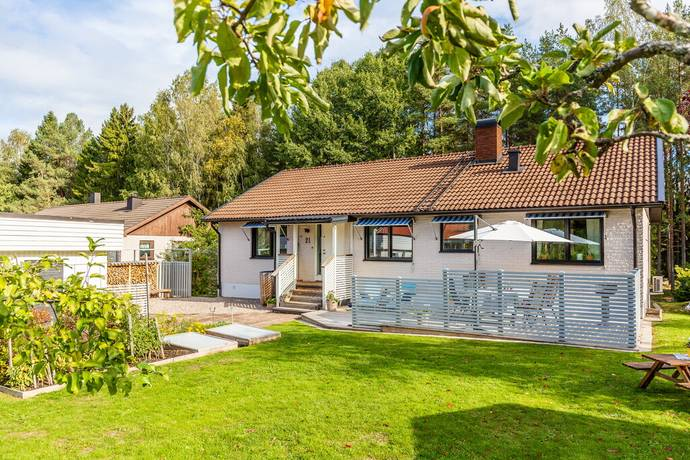 Bild: 6 rum villa på Krikonvägen 21, Gävle kommun Sätra