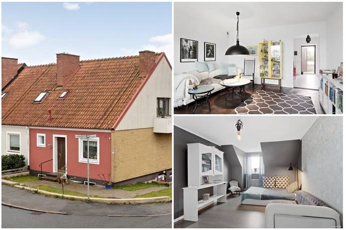 Bild: 4 rum villa på Krabbegatan 43, Simrishamns kommun Simrishamn